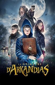 The Secret Of Arkandias film afişi