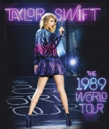 Taylor Swift: The 1989 World Tour Live film afişi