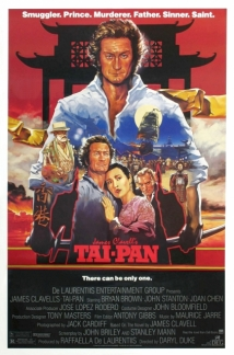 Tai-Pan film afişi