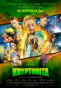 Kryptonita film afişi
