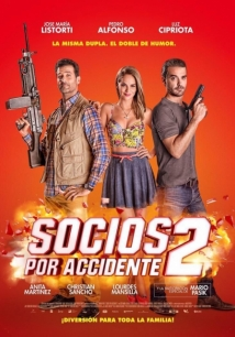Socios Por Accidente 2 film afişi