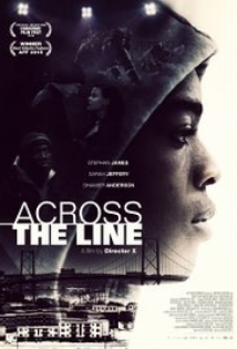 Across The Line film afişi