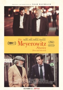The Meyerowitz Stories (New And Selected) film afişi