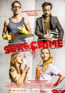 Sex & Crime film afişi