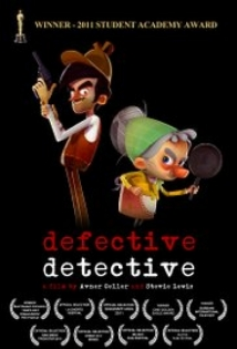 Defective Detective film afişi