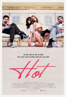 Hot film afişi