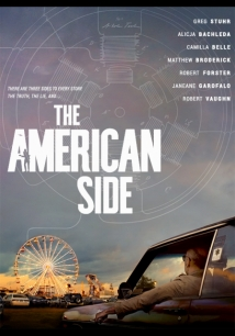 The American Side film afişi