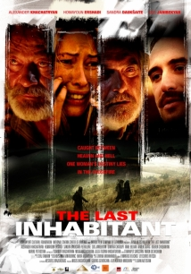 The Last Inhabitant film afişi