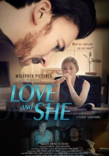 Love And She film afişi