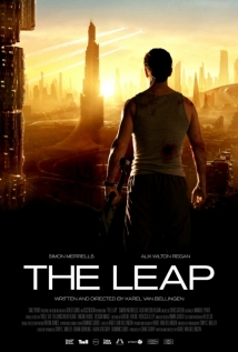The Leap film afişi