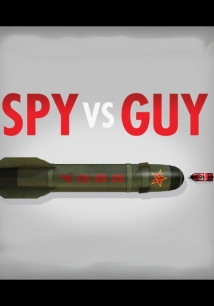 Spy Vs. Guy film afişi