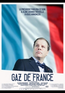 Gaz de France film afişi