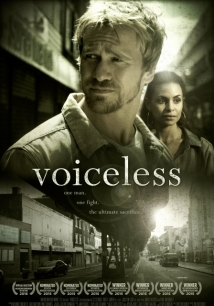 Voiceless film afişi