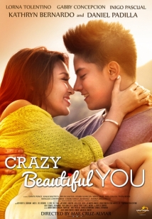 Crazy Beautiful You film afişi