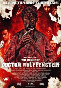 The Curse Of Doctor Wolffenstein film afişi