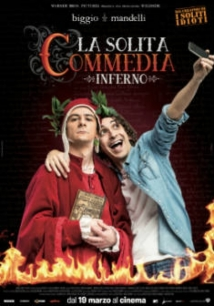 La Solita Commedia: Inferno film afişi