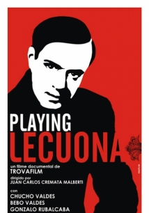 Playing Lecuona film afişi