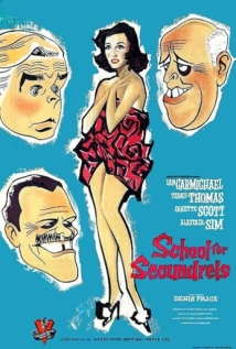 School For Scoundrels film afişi