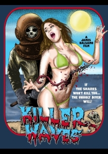 Killer Waves film afişi