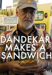 Dandekar Makes A Sandwich film afişi