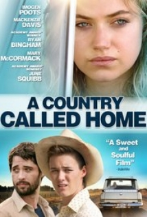 A Country Called Home film afişi