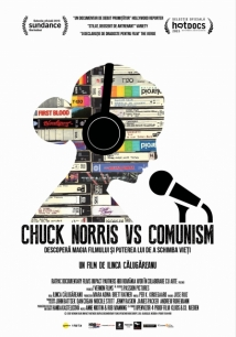 Chuck Norris vs. Communism film afişi