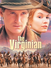 The Virginian film afişi