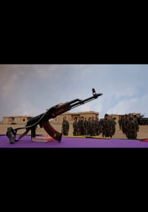 No Free Steps To Heaven: The Frontline Against ISIS film afişi