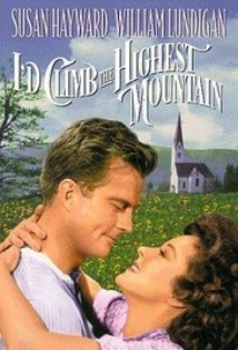 I'd Climb the Highest Mountain film afişi