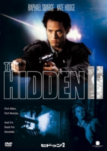 The Hidden Ii film afişi