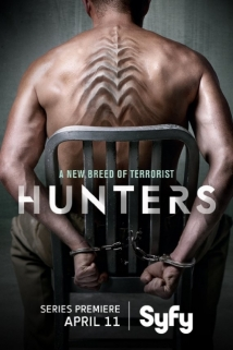 Hunters film afişi
