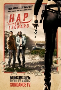 Hap And Leonard film afişi