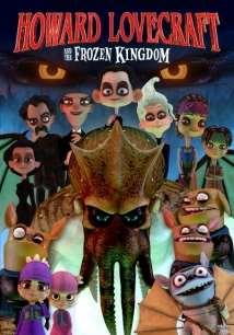 Howard Lovecraft And The Frozen Kingdom film afişi
