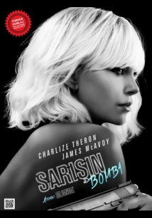 Atomic Blonde film afişi