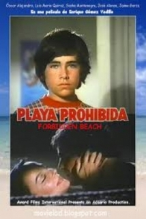 Playa Prohibida film afişi