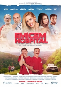Emicem Hospital film afişi