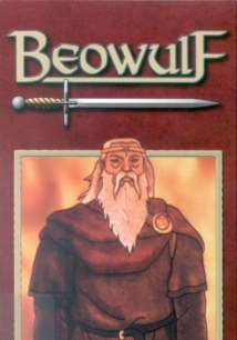 Animated Epics: Beowulf film afişi