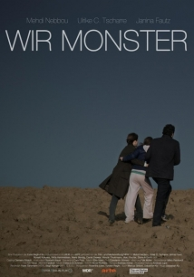 Wir Monster film afişi