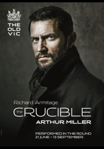 The Crucible film afişi