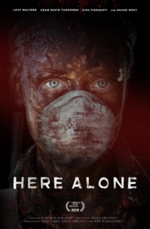 Here Alone film afişi