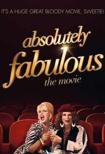 Absolutely Fabulous: The Movie film afişi