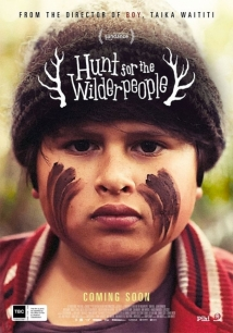 Hunt For The Wilderpeople film afişi
