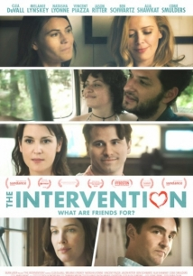 The Intervention film afişi