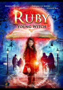 Ruby Strangelove Young Witch film afişi