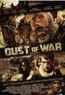 Dust Of War film afişi