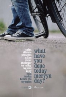 What Have You Done Today Mervyn Day? film afişi