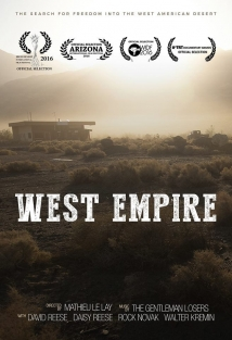 West Empire film afişi