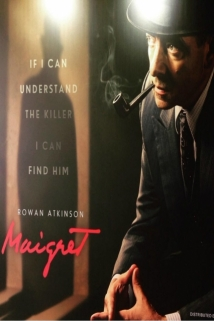 Maigret Sets A Trap film afişi