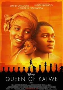 Queen Of Katwe film afişi