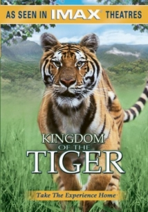 India: Kingdom Of The Tiger film afişi